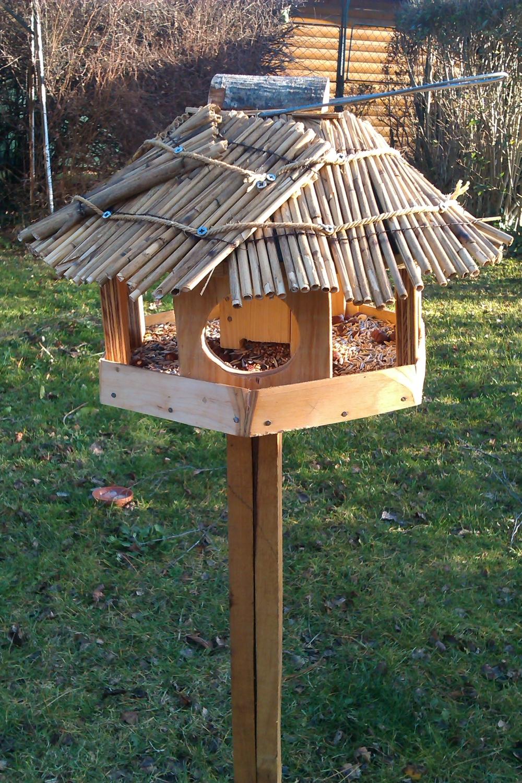bauen sie ihre eigene vogelfutterstelle! - wildtierhilfe wien